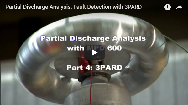PD Analysis- Fault detection with 3PARD_Clip cover