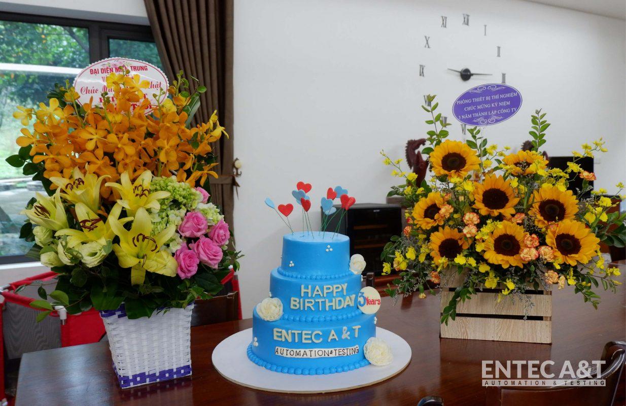 ENTEC A&T 3rd Bday